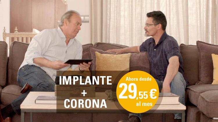 Implante + Corona