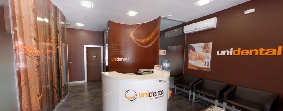 Clinica dental Unidental Cáceres