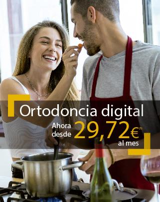 Promoción Ortodoncia digital clínicas Unidental