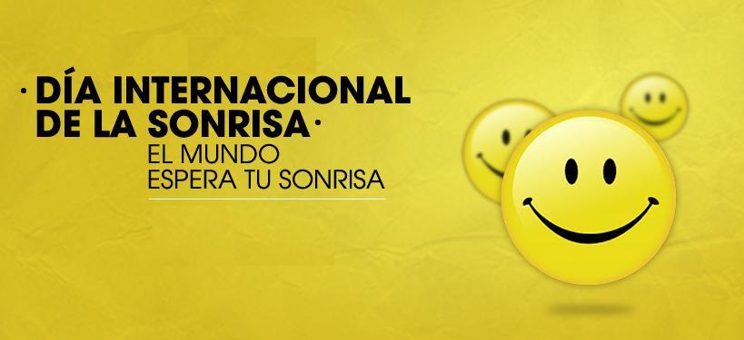 Día Mundial de la Sonrisa
