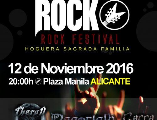 Unidental Alicante en Manila Rock 2016