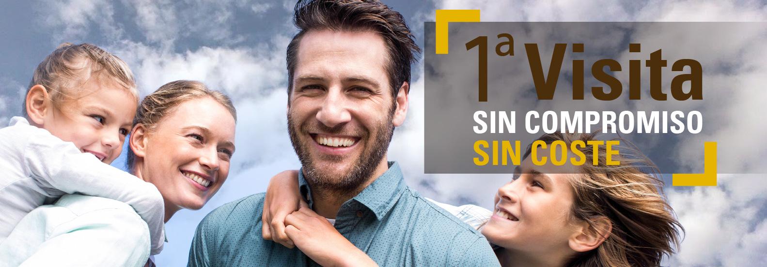 Slide primera visita-clinica dental sin coste Unidental