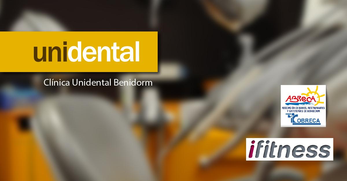 Acuerdo Unidental Benidorm Cobreca y ifitness