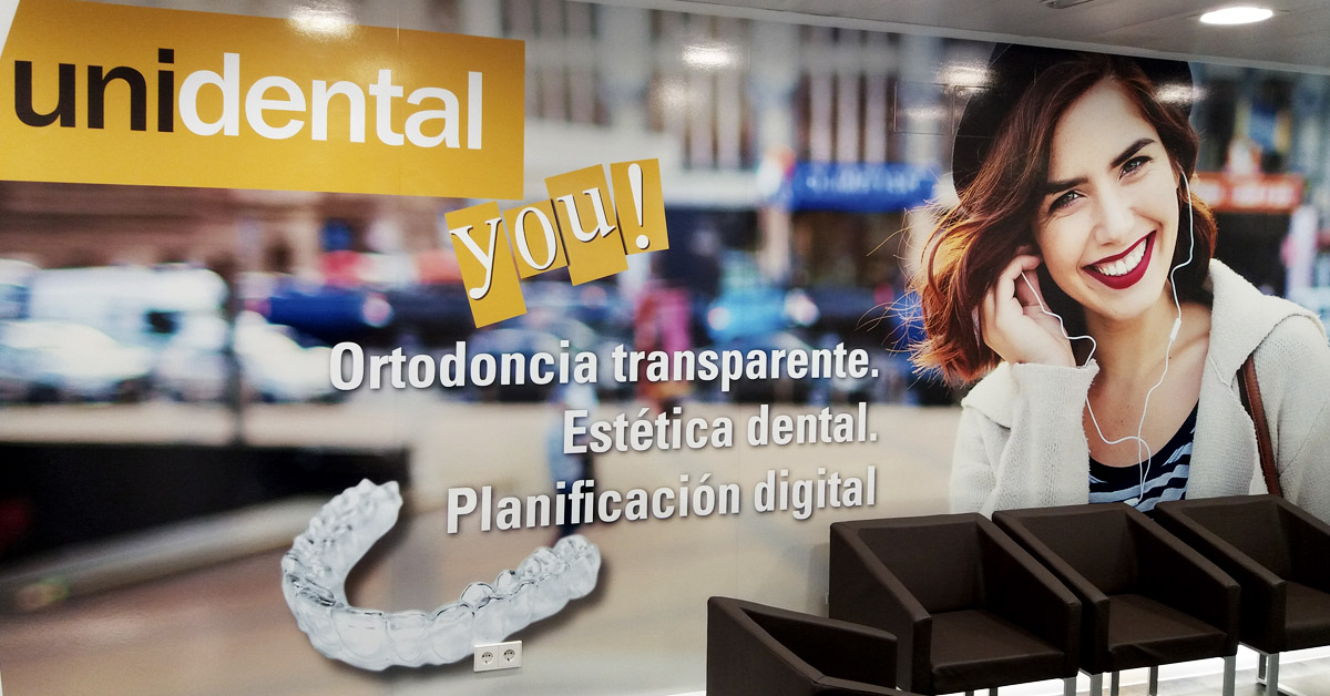 Unidental inaugura una nueva clínica dental en el C.C. San José de Valderas de Alcorcón (Madrid)