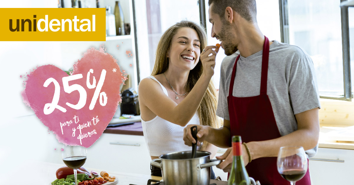 San Valentín 2017 - 25% descuento en tratamietnos