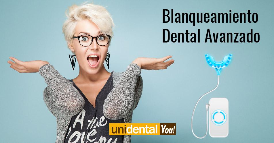 Blanqueamiento dental avanzado