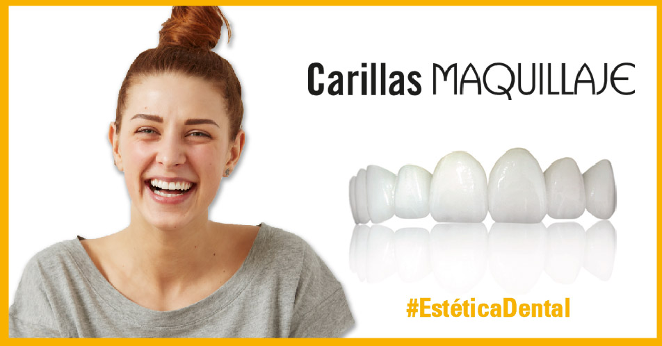 Carillas maquillaje - Unidental You