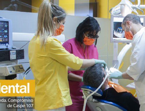 Sedación consciente en la clínica dental Unidental de Zaragoza