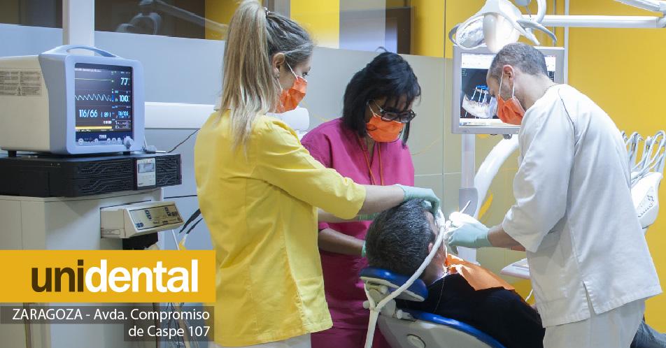 Sedación consciente clínica dental Zaragoza