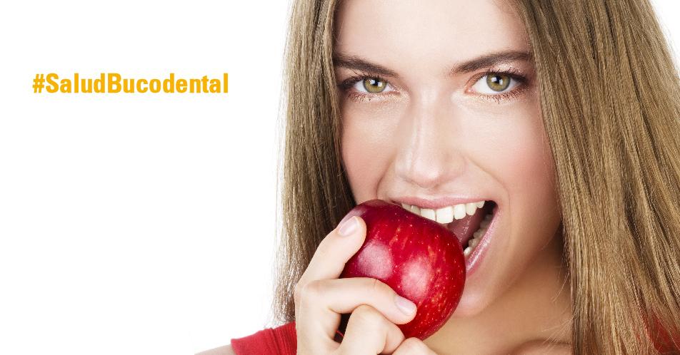 Masticación alimentos mejor salud bucal