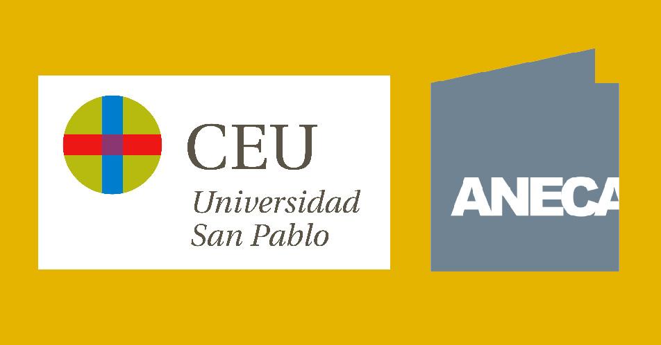 Undiental acto Universidad San Pablo CEU y ANECA, formación en la universidad
