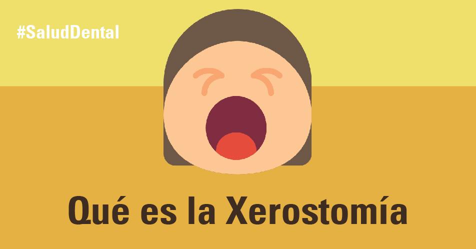 Qué es la xerostomía
