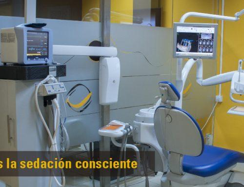 Qué es la sedación consciente en odontología