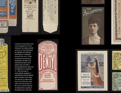 Evolución de la odontología a través del arte y la publicidad