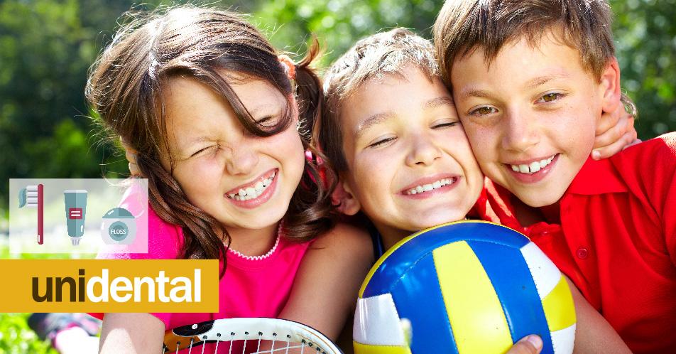 Prevención en niños, salud bucodental