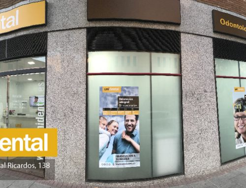 Nueva clínica Unidental en Madrid (General Ricardos)